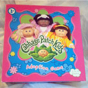 Cabbage Patch Adoption Game